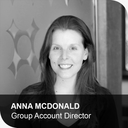 Anna McDonald – Group Account Director- Mindshape