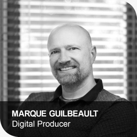 Marque Guilbeault – Digital Producer – Mindshape
