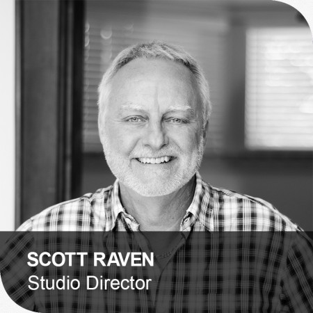 Scott Raven – Studio Director – Mindshape
